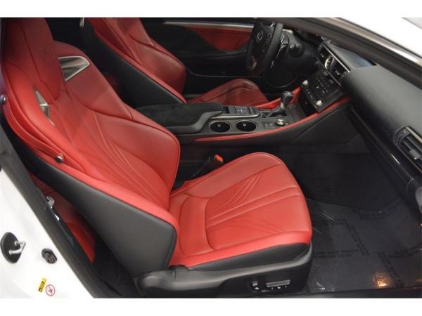 Lexus RC F 2015 $47995.00 incacar.com