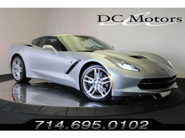 Chevrolet Corvette 2017 $22889.89 incacar.com