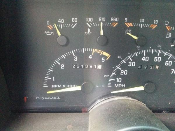 Chevrolet Silverado 1500 1994 $2800.00 incacar.com