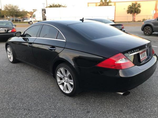 Mercedes-Benz CLS-Class 2008 $7995.00 incacar.com