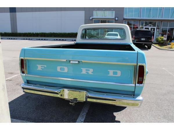 Ford F-100 1967 $7500.00 incacar.com