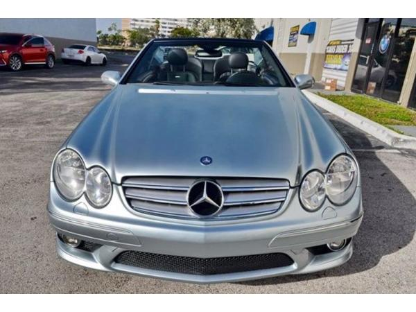 Mercedes-Benz CLK-Class 2006 $15000.00 incacar.com