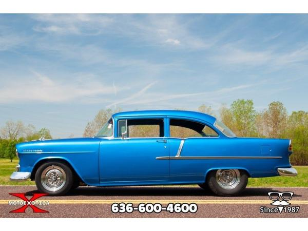 Chevrolet Bel Air/150/210 1955 $17200.00 incacar.com