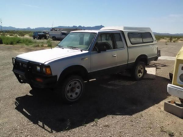 Nissan Other Pickups 1985 $3500.00 incacar.com