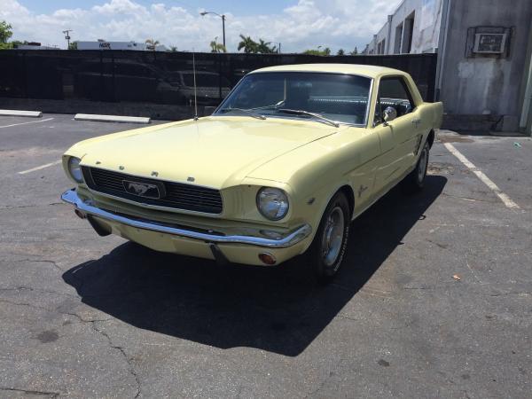 Ford Mustang 1966 $7107.00 incacar.com