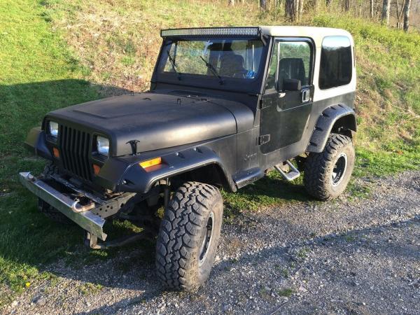 Jeep Wrangler 1987 $6850.00 incacar.com