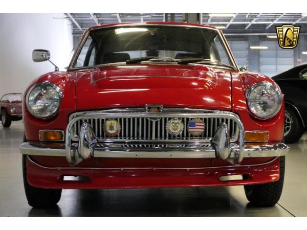 MG MGC 1969 $25995.00 incacar.com