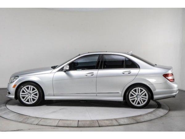 Mercedes-Benz C-Class 2008 $5800.00 incacar.com