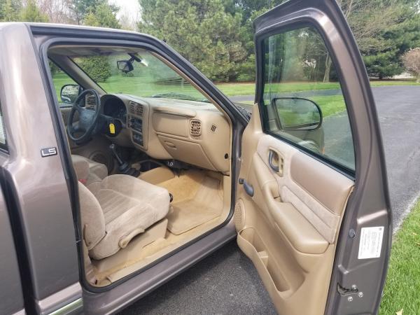 Chevrolet S-10 1998 $1800.00 incacar.com