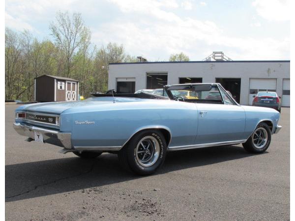 Chevrolet Chevelle 1966 $32200.00 incacar.com