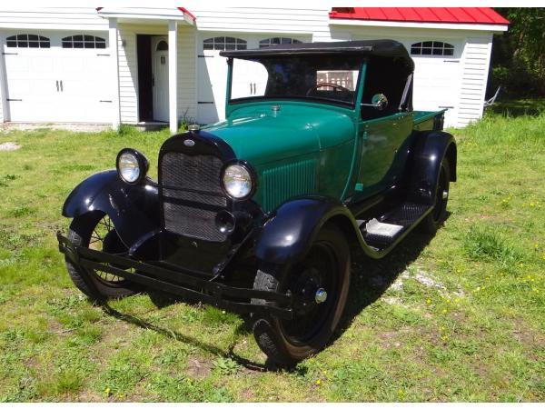 Ford Model A 1928 $16000.00 incacar.com