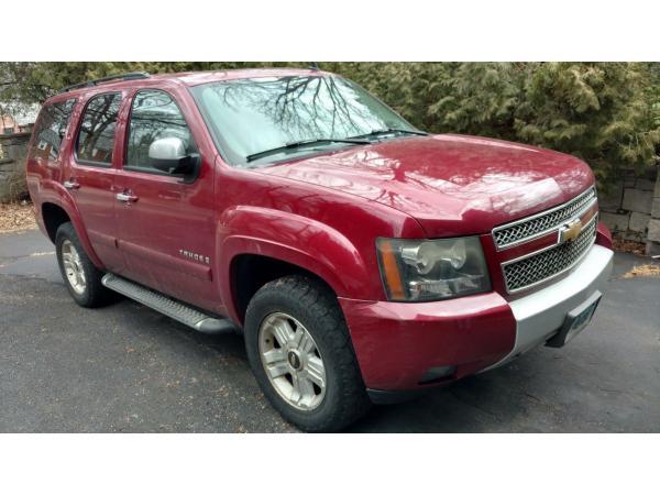 Chevrolet Tahoe 2007 $4000.00 incacar.com