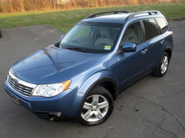 Subaru Forester 2009 $7490.00 incacar.com