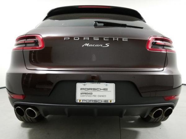 Porsche Macan 2016 $100.00 incacar.com
