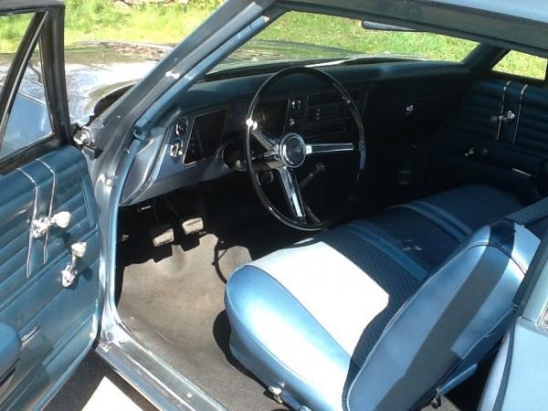 Chevrolet Chevelle 1968 $33500.00 incacar.com