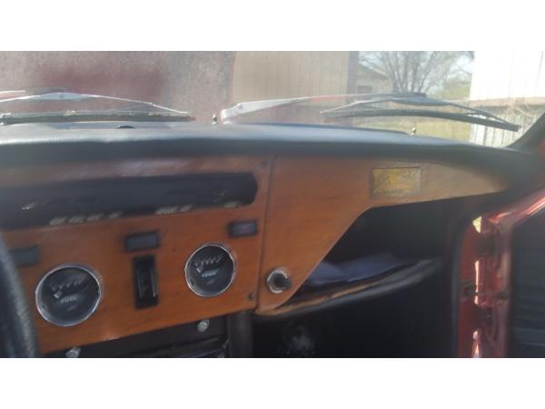 Triumph Spitfire 1975 $2500.00 incacar.com