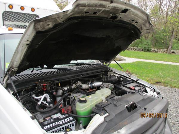 Ford F-550 2001 $6315.00 incacar.com