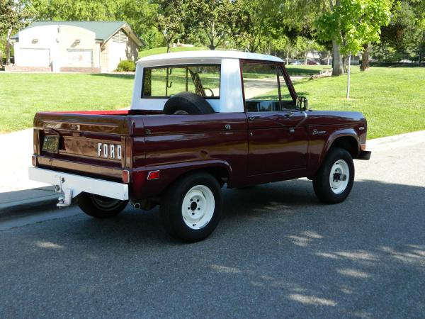 Ford Bronco 1969 $720.00 incacar.com