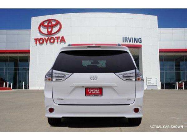 Toyota Sienna 2018 $36170.00 incacar.com