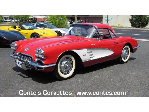 Chevrolet Corvette 1959 $99900.00 incacar.com