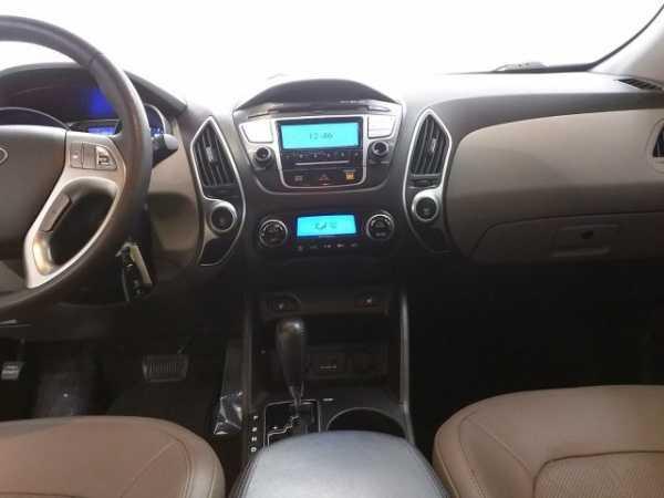 Hyundai Tucson 2012 $19095.00 incacar.com