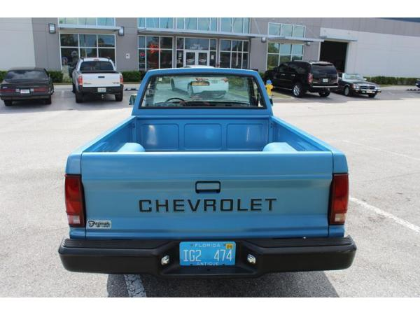 Chevrolet S-10 1985 $7700.00 incacar.com