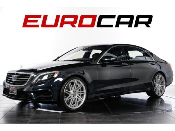 Mercedes-Benz S-Class 2014 $52999.00 incacar.com