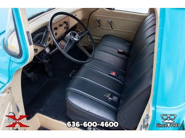 Chevrolet Other Pickups 1955 $13100.00 incacar.com
