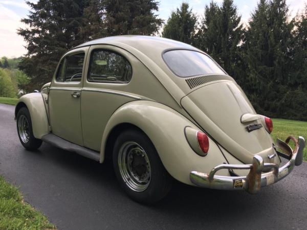 Volkswagen Beetle - Classic 1964 $520.00 incacar.com