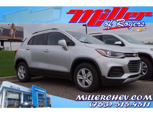 Chevrolet Trax 2018 $19345.00 incacar.com