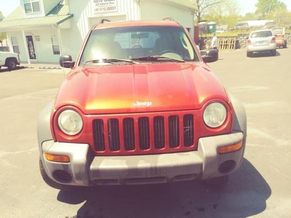 Jeep Liberty 2002 $2150.00 incacar.com