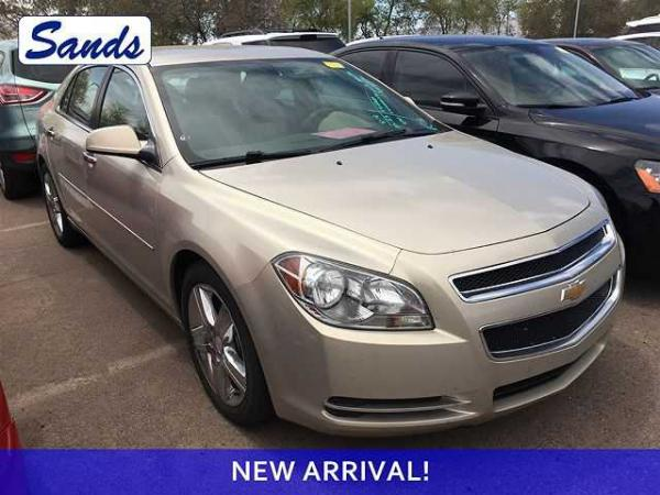 Chevrolet Malibu 2012 $8600.00 incacar.com