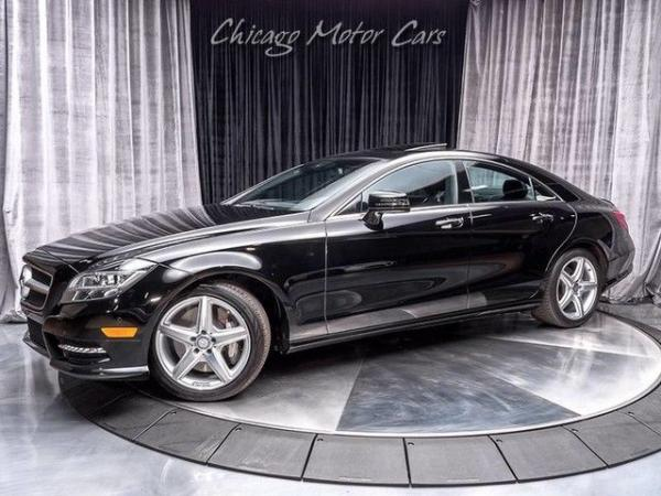 Mercedes-Benz CLS-Class 2014 $37800.00 incacar.com
