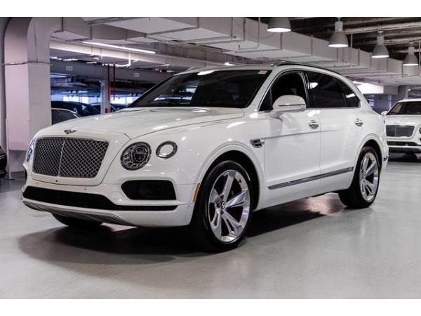 Bentley Bentayga 2018 $220000.00 incacar.com