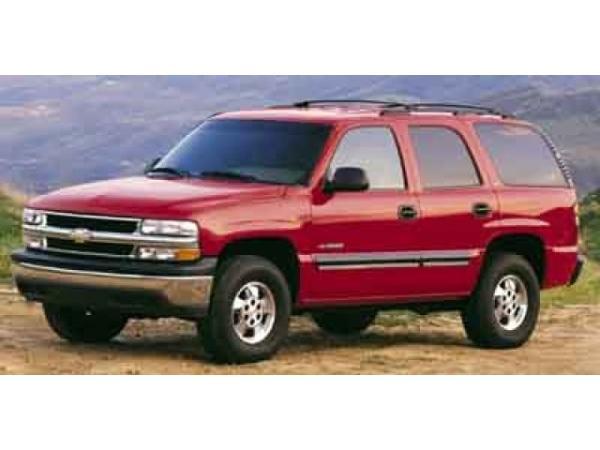 Chevrolet Tahoe 2001 $3984.00 incacar.com