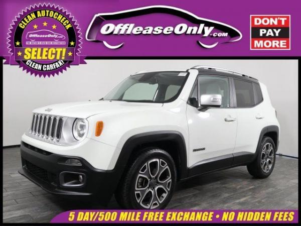 Jeep Renegade 2016 $14999.00 incacar.com