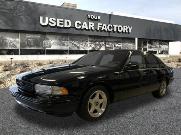 Chevrolet Caprice 1996 $24988.00 incacar.com