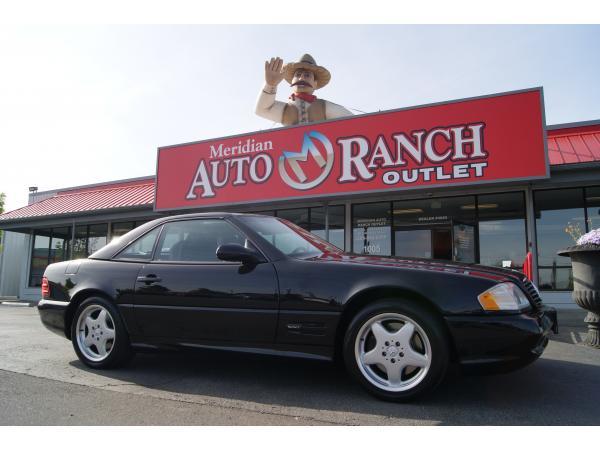 Mercedes-Benz SL-Class 1999 $12995.00 incacar.com