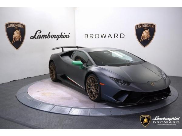 Lamborghini Huracan 2018 $345000.00 incacar.com