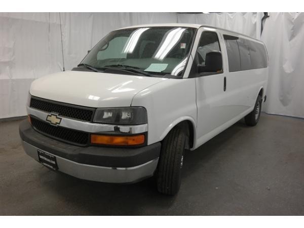Chevrolet Express 2010 $20000.00 incacar.com