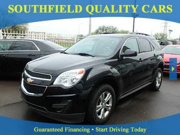 Chevrolet Equinox 2014 $12589.00 incacar.com