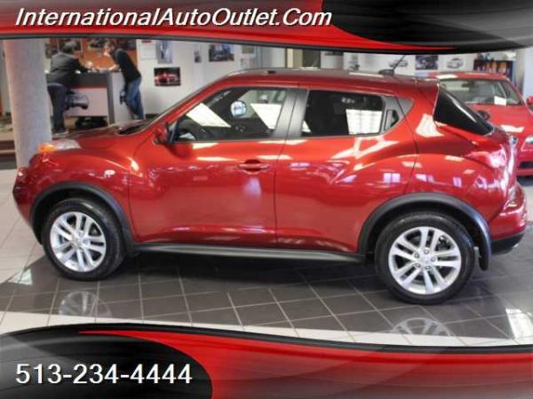 Nissan Juke 2012 $15995.00 incacar.com