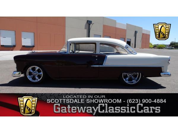 Chevrolet Bel Air/150/210 1955 $90000.00 incacar.com