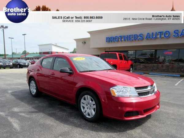 Dodge Avenger 2012 $9880.00 incacar.com