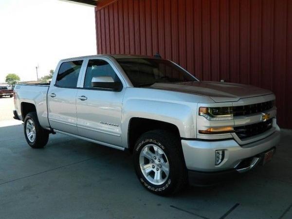 Chevrolet Silverado 1500 2018 $48875.00 incacar.com