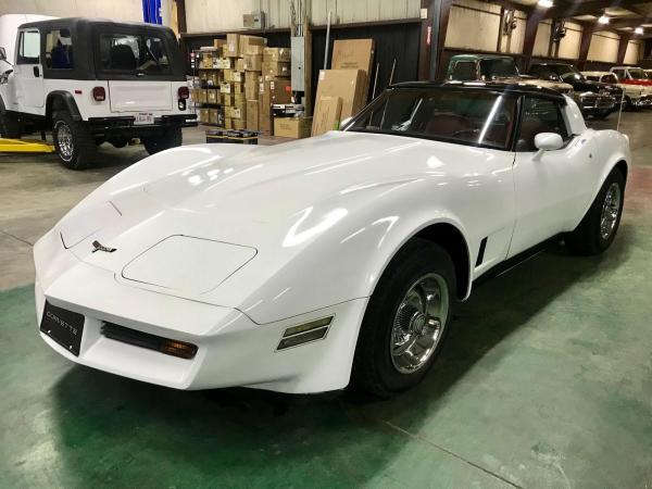 Chevrolet Corvette 1980 $11900.00 incacar.com