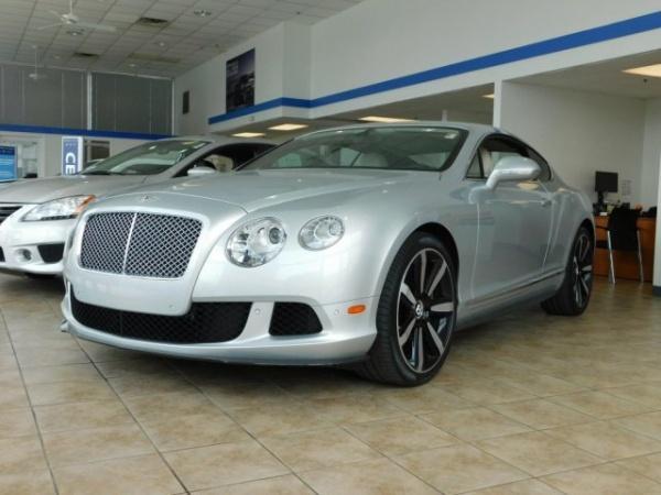 Bentley Continental 2012 $92771.00 incacar.com