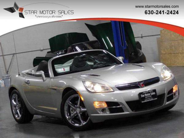 Saturn Sky 2007 $11985.00 incacar.com