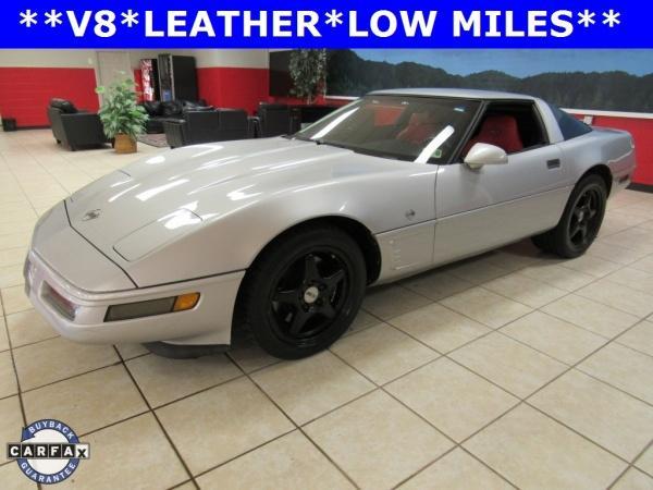 Chevrolet Corvette 1996 $10888.00 incacar.com