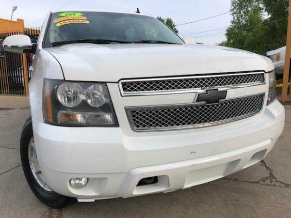 Chevrolet Suburban 2008 $8999.00 incacar.com